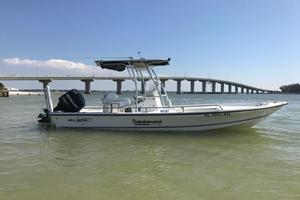 Used Sea Boss 21 Bay Center Console Fishing Boat For Sale