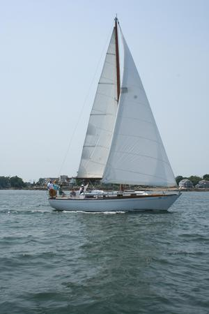 Used Cheoy Lee Sloop Sailboat For Sale