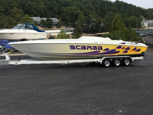 Used Wellcraft 33 AVS High Performance Boat For Sale