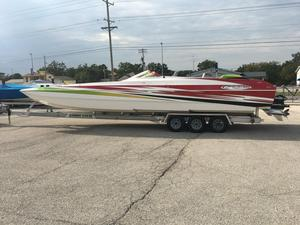 Used Spectre 36 Poker Run High Performance Boat For Sale