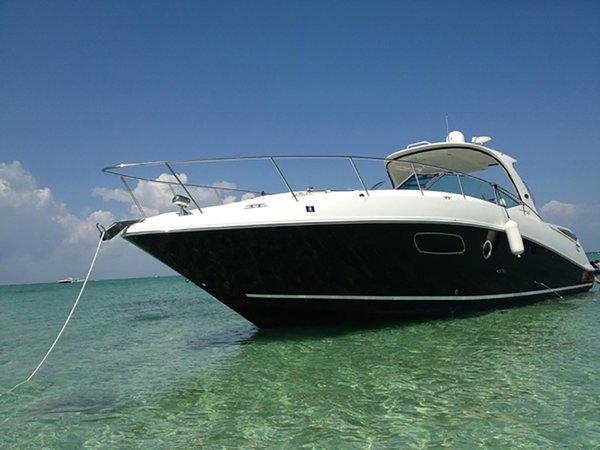 Used Sea Ray Sundancer Cruiser Boat For Sale