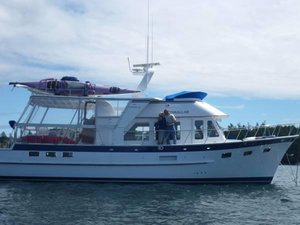 Used Defever 49 CPMY Trawler Boat For Sale