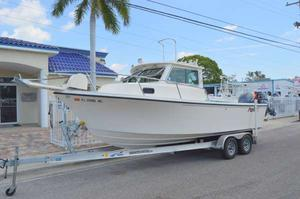 Used Parker Boats 2320 SL Sport Cabin Pilothouse Boat For Sale