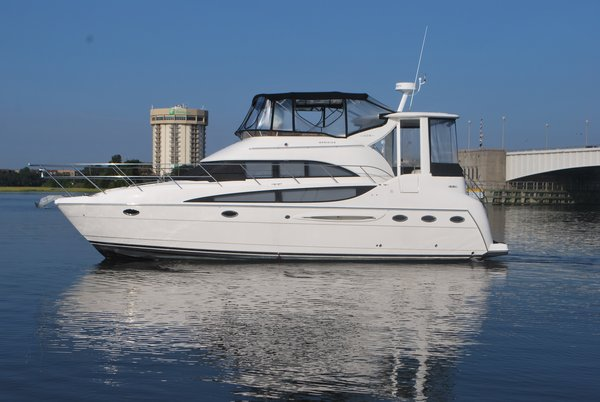 Used Meridian 408 Cruiser Boat For Sale