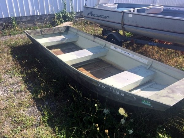 Used Starcraft 1236 Jon Boat For Sale