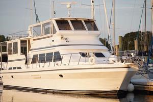Used Novatec 60' Islander Pilothouse Motor Yacht For Sale