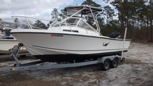 Used Mako 223WAC Walkaround Boat For Sale