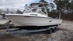 Used Mako 223WAC Walkaround Boat For Sale