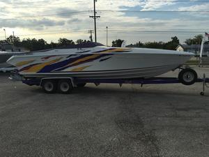 Used Baja Marine 280 High Performance Boat For Sale