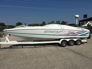 Used Baja Marine 29 Outlaw High Performance Boat For Sale