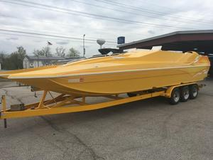 Used Warlock 31 High Performance Boat For Sale