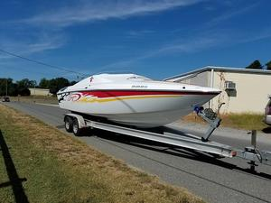 Used Baja Outlaw 235 High Performance Boat For Sale