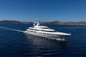 Used Dunya Yachts Trideck Motoryacht Mega Yacht For Sale