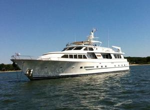 New Denison Raised Bridge Motor Yacht-1986/2010 Motor Yacht For Sale
