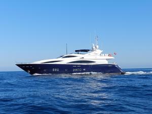 New Sunseeker 105 Yacht Mega Yacht For Sale
