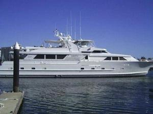 New Broward Motor Yacht For Sale