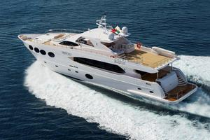 New Majesty Yachts 105 Motor Yacht For Sale