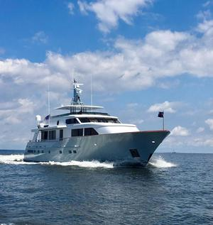 Used Burger Raised Pilothouse Motor Yacht For Sale