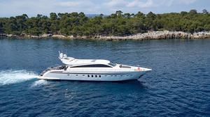 Used Leopard Motoryacht Motor Yacht For Sale