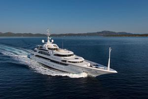 New Benetti Displacement Motoryacht Motor Yacht For Sale