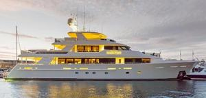 New Westport 40m Motor Yacht For Sale