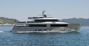 New Cantiere Delle Marche Nauta Air 130 Motor Yacht For Sale