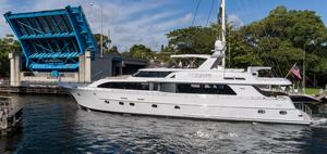 Used Crescent Raised Pilothouse Motor Yacht For Sale