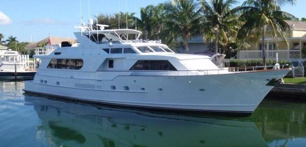 New Burger Cockpit Motor Yacht Motor Yacht For Sale