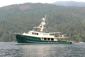 Used Delta Marine Trawler Boat For Sale