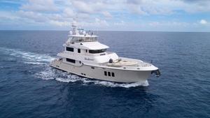 New Nordhavn Motor Yacht For Sale
