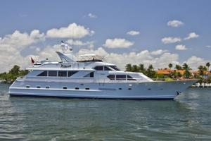 New Broward Motoryacht Motor Yacht For Sale