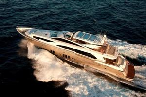 New Couach 3700 Fly Motor Yacht For Sale