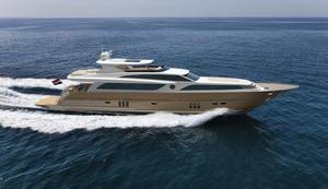 New Van Der Valk Raised Pilothouse 35M Motor Yacht For Sale