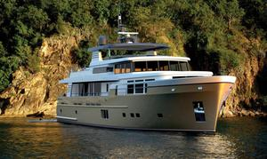 New Van Der Valk Continental Trawler Motor Yacht For Sale