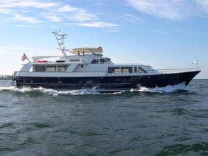 New Burger Motor Yacht For Sale