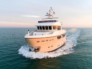 New Cantiere Delle Marche Darwin Expedition Yacht Motor Yacht For Sale