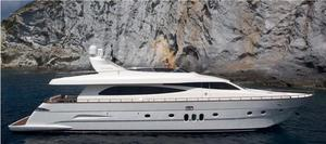 Used Canados 86 Motor Yacht For Sale