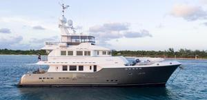 New Nordhavn Expedition Motor Yacht For Sale