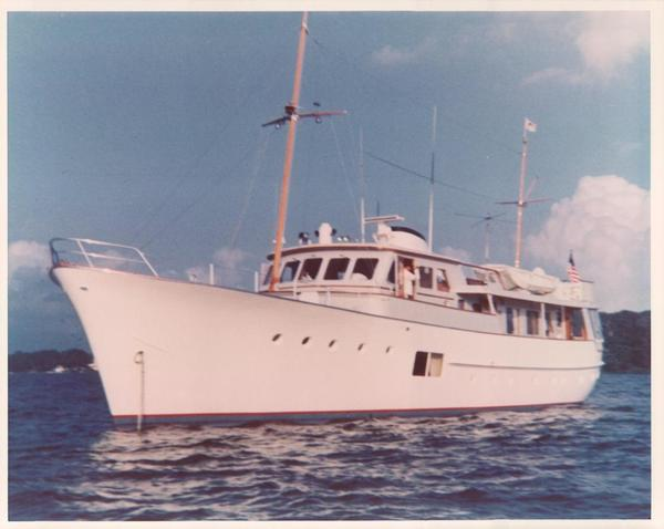 Used Feadship Classic Canoe Stern Motor Yacht For Sale