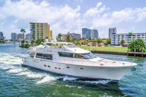 Used Pacific Mariner 85 Motor Yacht For Sale