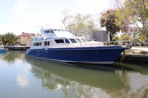 New Huckins Enclosed bridge Motor yacht Motor Yacht For Sale