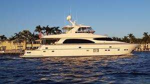 Used Horizon Motor Yacht For Sale