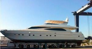 Used Canados 80S Mega Yacht For Sale