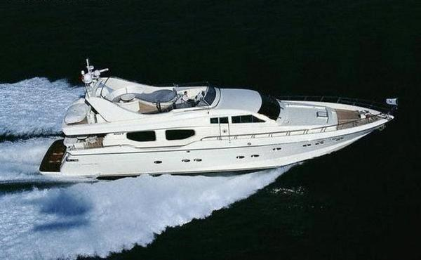 Used Posillipo Technema 80 Motor Yacht For Sale