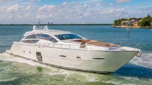 Used Pershing 80 Motor Yacht For Sale