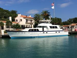 Used Burger Motoryacht with Cockpit Motor Yacht For Sale