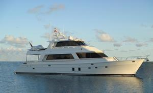 New President Custom 750 Motor Yacht For Sale