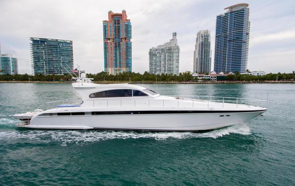 Used Leopard Express Hardtop Motor Yacht For Sale