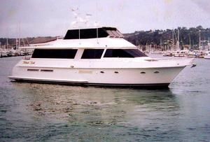 Used Viking Cockpit Cruiser Motor Yacht For Sale