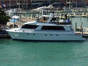 Used Vantare Cockpit MotorYacht Motor Yacht For Sale